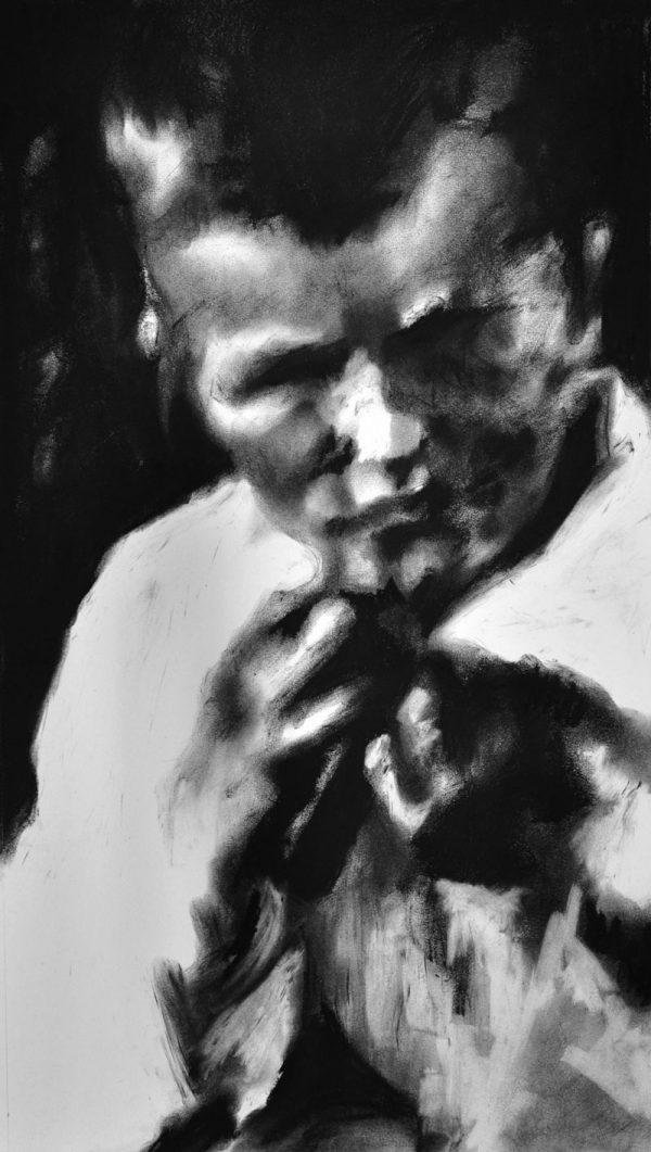 Charcoal by Jennie Ljungeskog